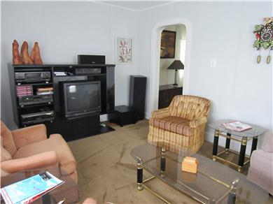 Vacation U P Michigan Pine ST- 2 story house Vacation Rental TV Room