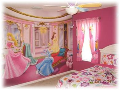 Calabay Parc Vacation Villa Rental Disney Themed 5