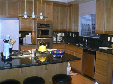 Huntington Seaside Villa - Surf City USA Vacation Rental Gourmet Kitchen
