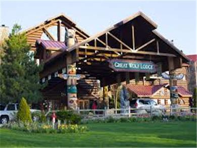 The Great Wolf Lodge Sandusky Vacation Rental