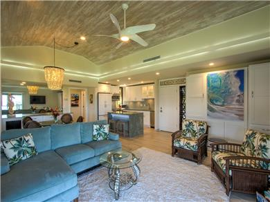 Wailea Elua Village Condo Vacation Rental Designed for viewing the ocean & landscaping