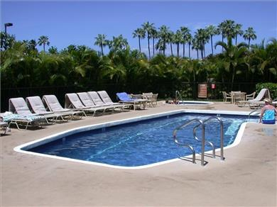 Wailea Elua Village Condo Vacation Rental Second pool and jacuzzi are 2-minute walk