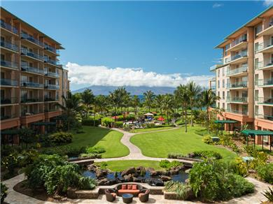 5* OCEANVIEW DISTINCTION 3BD/3BA FURNISHED EXECUTIVE CONDO Vacation Rental