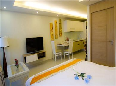 CITY GARDEN PATTAYA 2 Bedrooms Vacation Rental