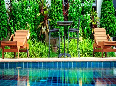 CITY GARDEN PATTAYA Condominum 2 Bedrooms Vacation Rental
