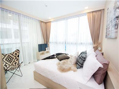 The Cloud Pattaya Large 1 Bedroom Vacation Rental