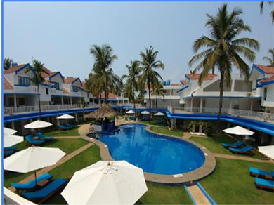 Royal Goan Beach Club 2 Large bedrooms Vacation Rental