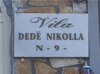 Villa Dede Nikolla Budget Double Room Vacation Rental