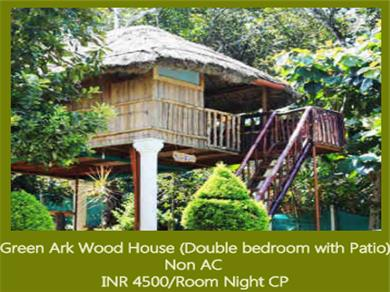 Green Ark Wood House (Double bedroom with Patio Vacation Rental
