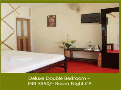 Deluxe Double Bedroom Vacation Rental