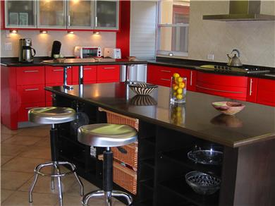 Villa Bella Mare for vacation rental Vacation Rental Large kitchen with island