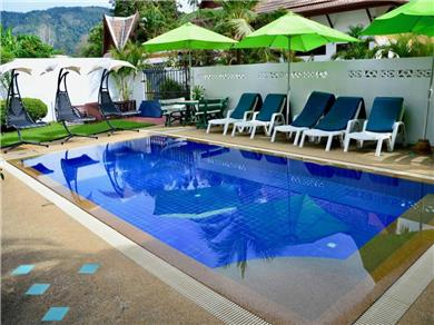 Fantasy Villa Kamala Studio Pool Side Vacation Rental