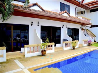 Fantasy Villa Kamala One Bedroom Apartment Vacation Rental