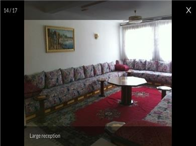 Randa Tangier/Morocco 6 persons Vacation Rental