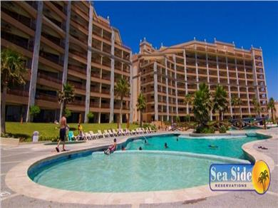 SONORAN SUN RESORT sleeps 8 3B Upper Vacation Rental