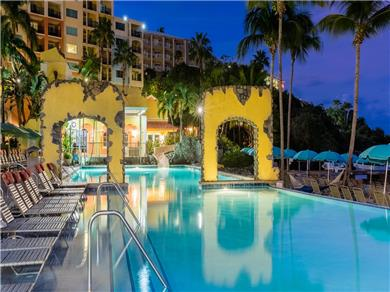 Marriott`s Frenchman`s Cove St. Thomas USVI Vacation Rental