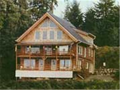 Alaska`s Log Cabin Vacation Rental