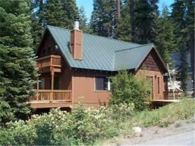 Tahoe vista north shore vacation cabin rental cozy tahoe for North lake tahoe cabin rental
