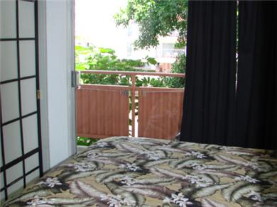 Hawaiian King Condo 503 Vacation Rental Additional picture bedroom