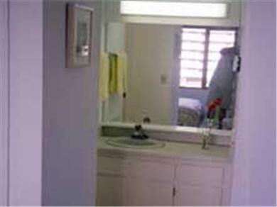 Four Paddle 709 Vacation Rental Separate Door to Bath