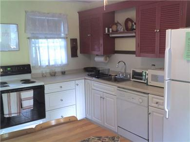 Causeway Harborview Condominiums Vacation Rental Kitchen