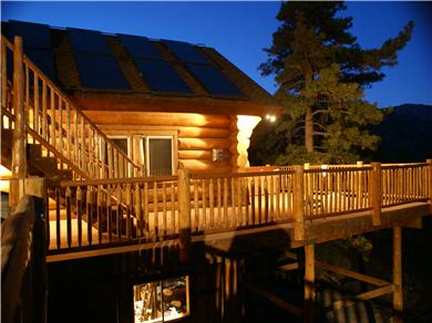 Big bear city big bear vacation rentals by owner big for Giant city lodge cabins