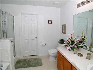 The Clubhouse at Somerset Vacation Rental Master Bathroom