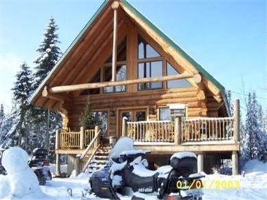 Quebec City Vacation Cabin Rental Luxury Log Cabins