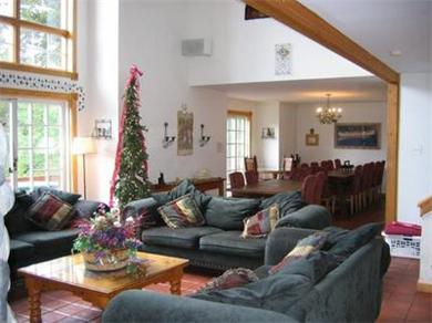 25% off at The Ski Hill Lodge: 9 Bedroom Private Lodge Vacation Rental