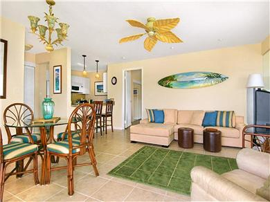 Kauai Beach Villas G-6 Vacation Rental