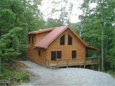 Whitetail Ridge Cabin near Blue Ridge GA