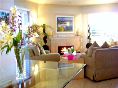 The Harbour House   .by the Sea Vacation Rental The Harbour House Sitting Room