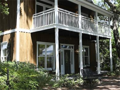 Twelve Oaks Plantation at Steinhatchee Landing Resort Vacation Rental Exterior Twelve Oaks Plantation