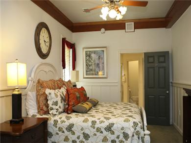 Twelve Oaks Plantation at Steinhatchee Landing Resort Vacation Rental First bedroom
