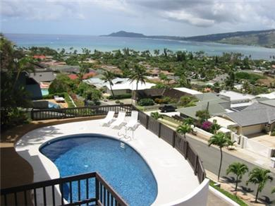 Hale OHANA, Ocean View, Pool Vacation Rental Ocean View