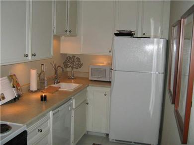 Palm Springs Villas II Vacation Rental Kitchen