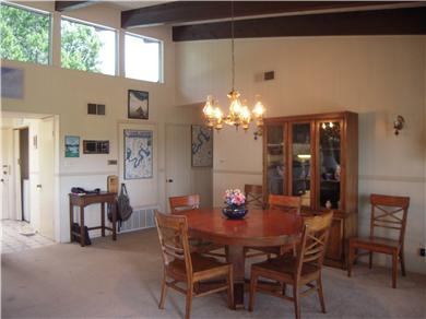 Sailfish Vacation Rental dining room