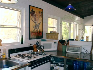 OCEANFRONT 3br  HOUSE SECLUDED SANDY BEACH, ANDROS BAHAMAS Vacation Rental Kitchen