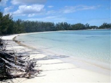 OCEANFRONT 3br  HOUSE SECLUDED SANDY BEACH, ANDROS BAHAMAS Vacation Rental Walk miles of secluded sandy beach