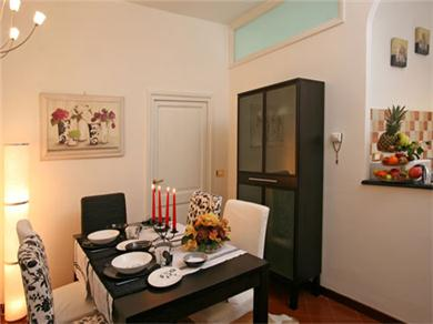 Cynthia - via del Governo Vecchio, 96 00186 Rome #8 2 fl Vacation Rental dining room