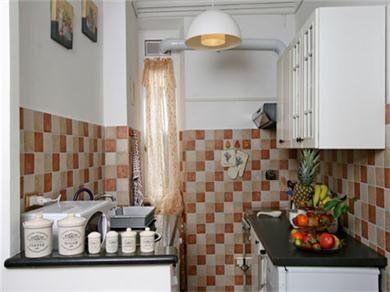 Cynthia - via del Governo Vecchio, 96 00186 Rome #8 2 fl Vacation Rental kitchen