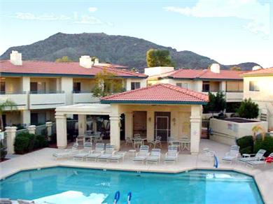 Pointe Tapatio Cliffs Resort Condominiums Vacation Rental Canyon Pool