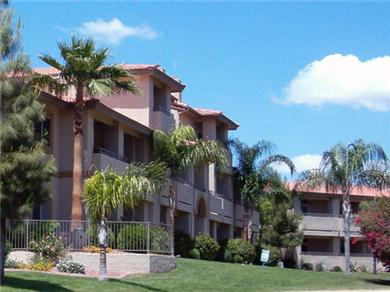 Pointe Tapatio Cliffs Resort Condominiums Vacation Rental Resort Grounds