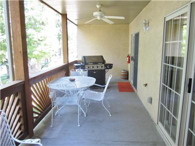 Vickery Resort on Table Rock Lake Vacation Rental Large Private Deck